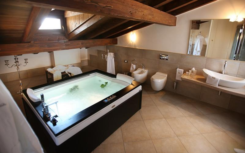 Vasca Da Bagno Per Hotel : Luxury precious il sogno di giulietta hotel verona relais de